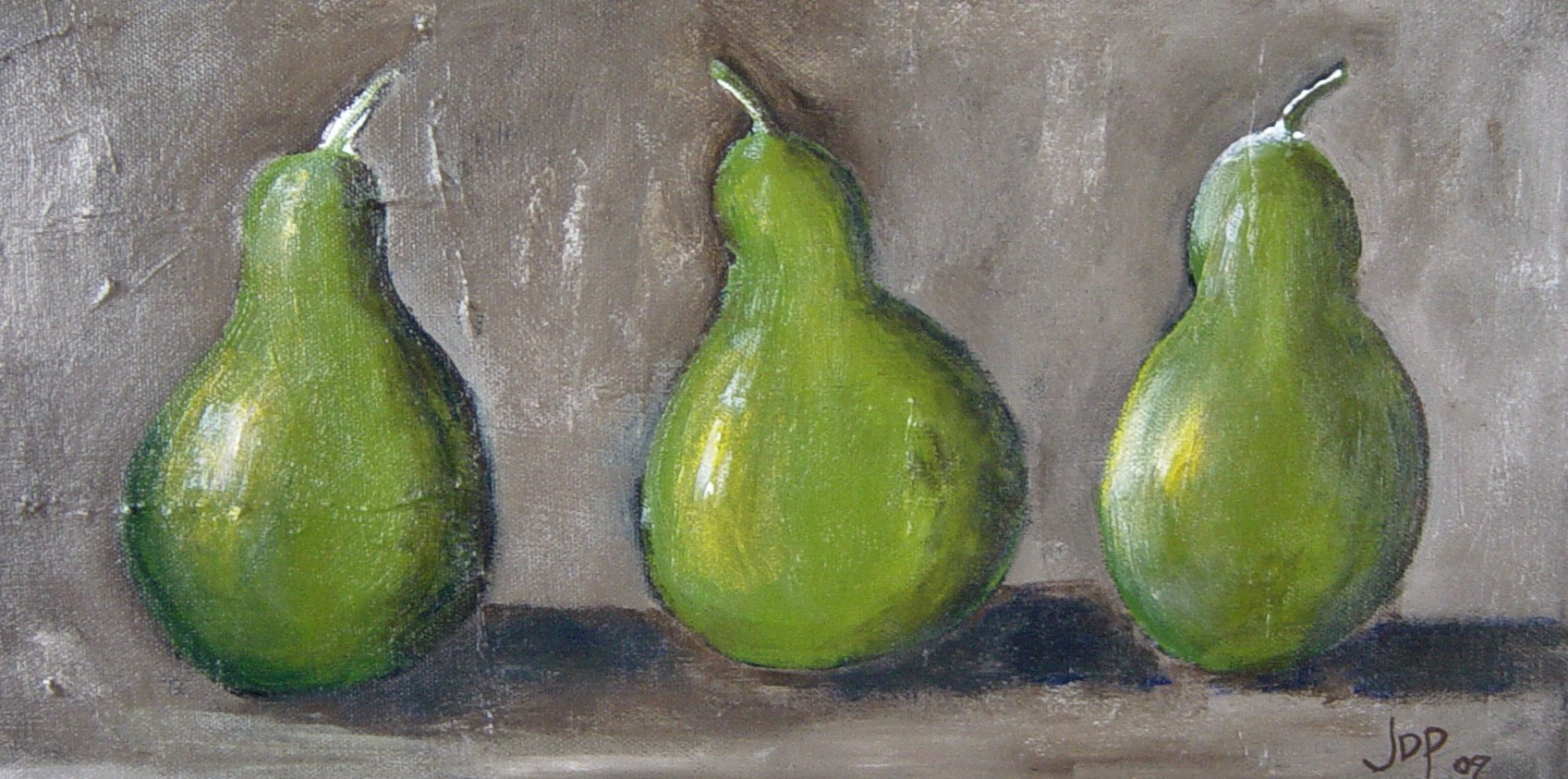 Three_Pears_Julie_Paterson